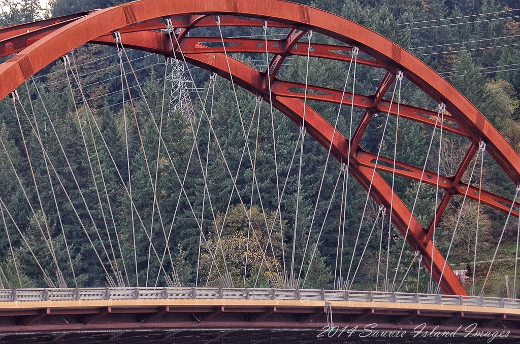 Sauvie Island Bridge – entrance to another world