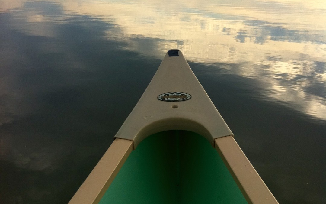 Ode to My Old Canoe